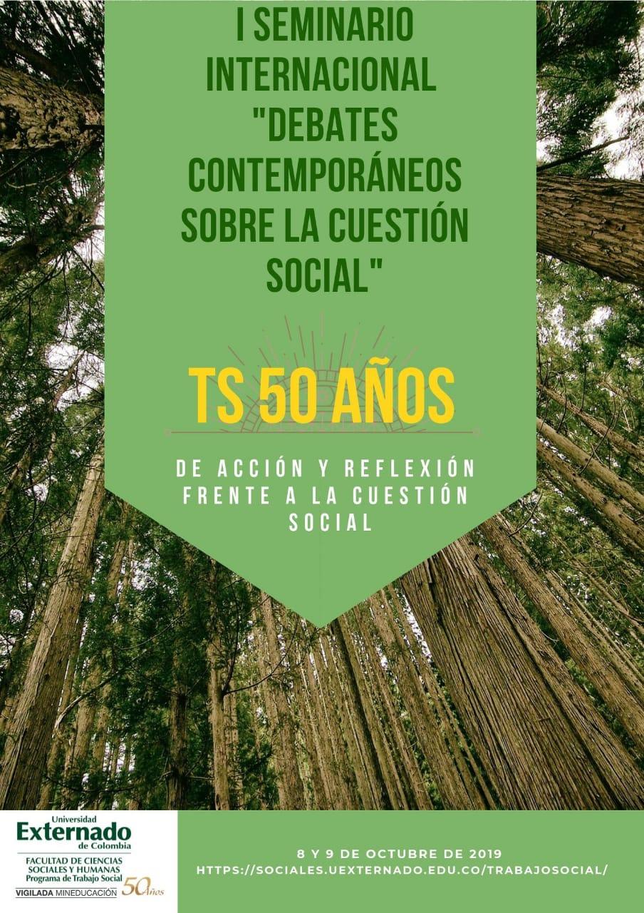 I Seminario Internacional: Debates contemporáneos sobre la cuestión social