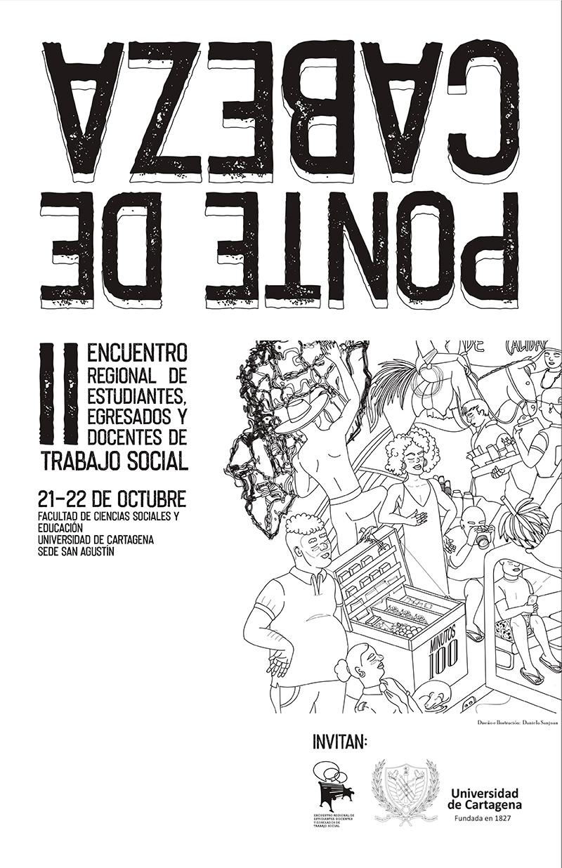 II Encuentro regional de estudiantes, egresados y docentes de Trabajo Social