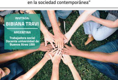 """III Seminario internacional de Trabajo Social """"fundamentación del Trabajo Social en la sociedad contemporánea"""""""