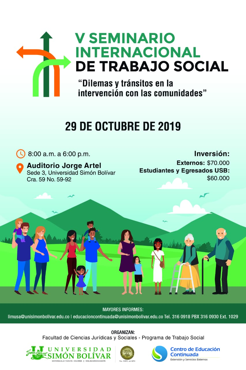 V Seminario internacional de Trabajo Social